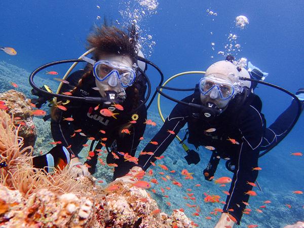 体験ダイビング IN 石垣島