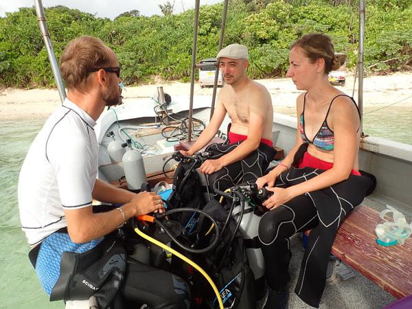 Summer! Ocean! Discover Scuba Dives☆
