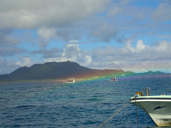 Fun dives Close to the Rainbow and Advanced Course☆